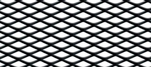 Где и как используется просечно-вытяжная сетка?